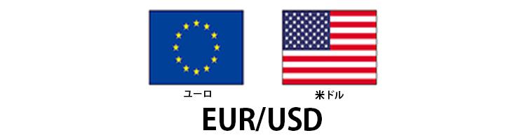 米ドルユーロ