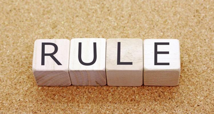 31システム法の基本ルール