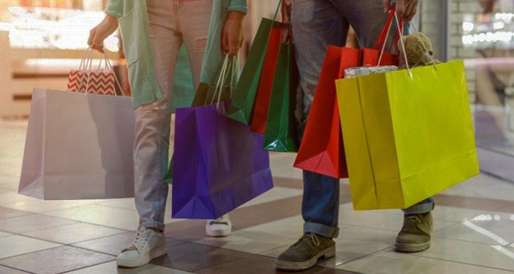国内での消費活動が活発になる
