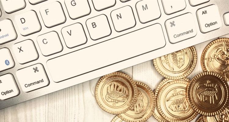 Amazonの特定のサービスに仮想通貨が使われる