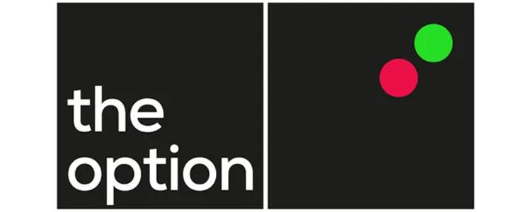 THE OPTION 公式ロゴ