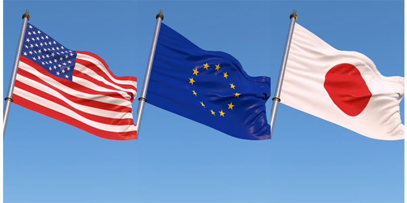 海外業者を使っている副業トレーダーの場合には主要三通貨を選ぶと良い