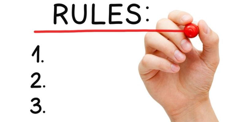 資金補充のルールを作る