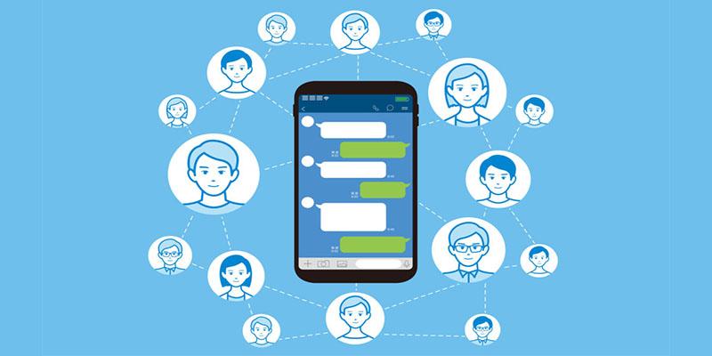 コミュニケーションとレクチャーのグループ