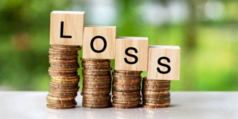 勝率が50%のランダムな取引をした場合は損失になる