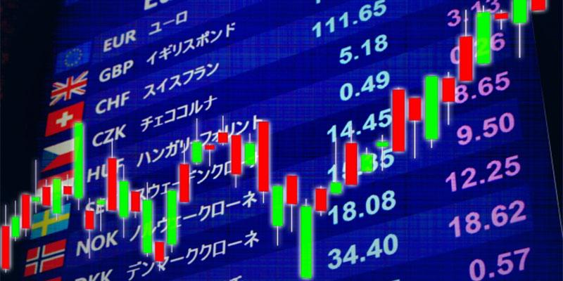 為替市場での為替レートの変動要因