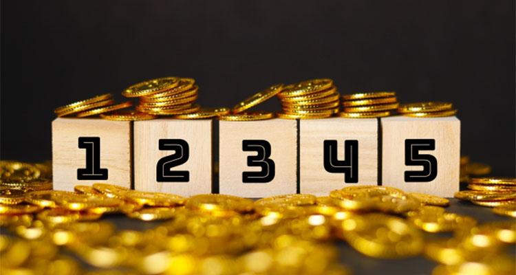 取引回数と取引金額