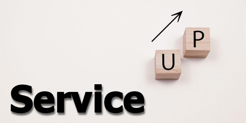 ルール変更をしてサービスの向上を図っている